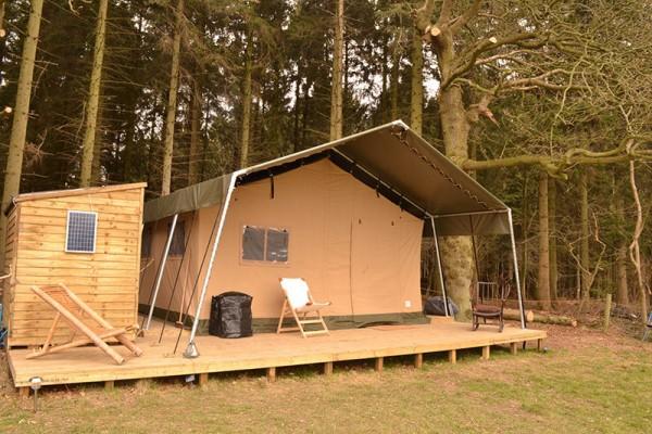 Jaimas, Tipis y Yurtas en Safari Tents 5109