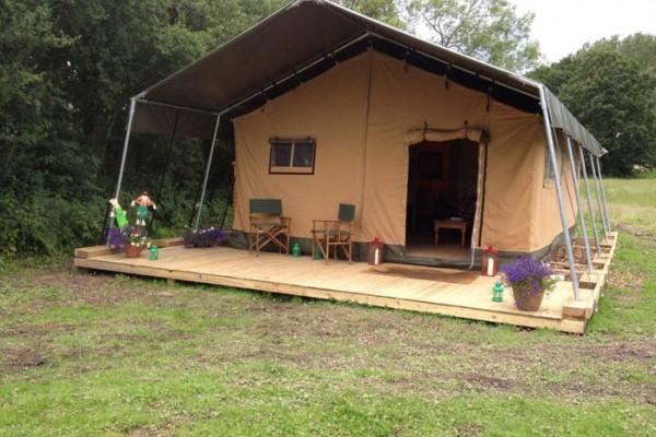 Jaimas, Tipis y Yurtas en Safari Tents 5111