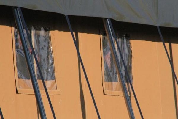 Jaimas, Tipis y Yurtas en Safari Tents 5114