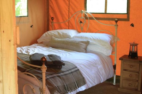 Jaimas, Tipis y Yurtas en Safari Tents 5115