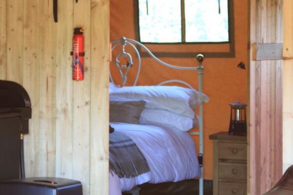 Jaimas, Tipis y Yurtas en Safari Tents 5117