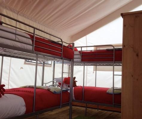 Jaimas, Tipis y Yurtas en Safari Tents 5118