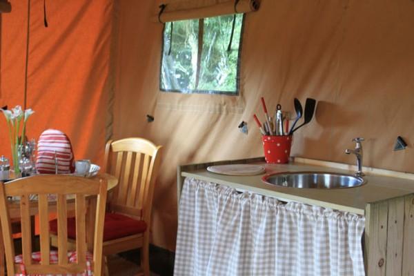 Jaimas, Tipis y Yurtas en Safari Tents 5120