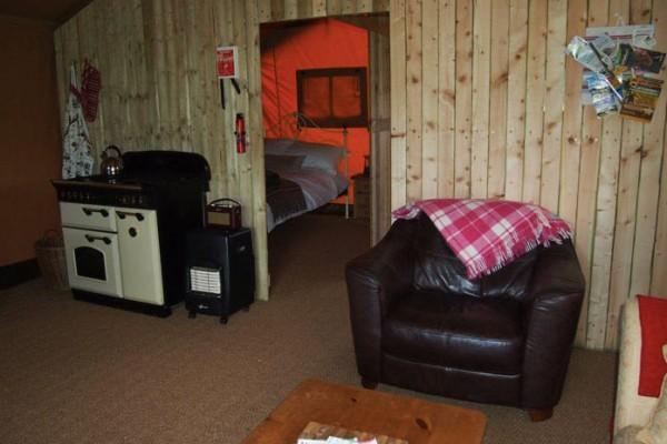 Jaimas, Tipis y Yurtas en Safari Tents 5123