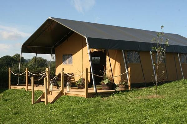 Jaimas, Tipis y Yurtas en Safari Tents 5100