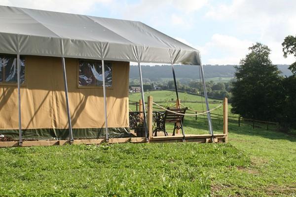 Jaimas, Tipis y Yurtas en Safari Tents 5102