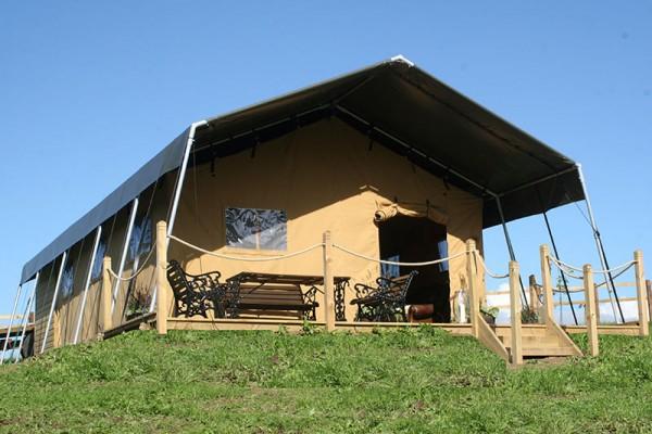 Jaimas, Tipis y Yurtas en Safari Tents 5103