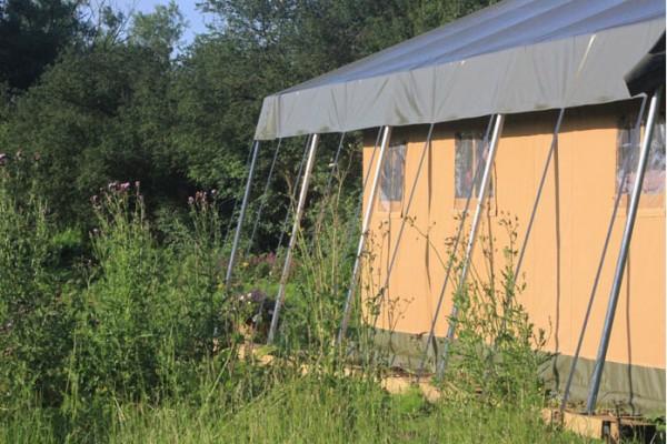 Jaimas, Tipis y Yurtas en Safari Tents 5105