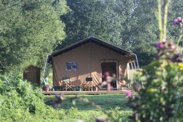 Jaimas, Tipis y Yurtas en Safari Tents 5106