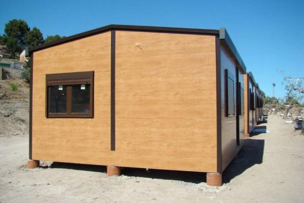 Casas modulares en abc modular viviendu - Casas prefabricadas modulos ...