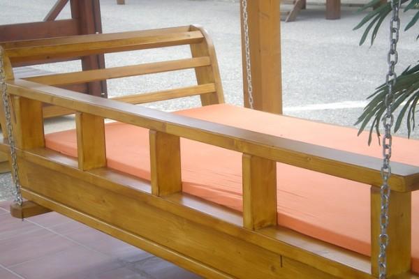 Pérgolas y porches en Amadera Deluxe 5029