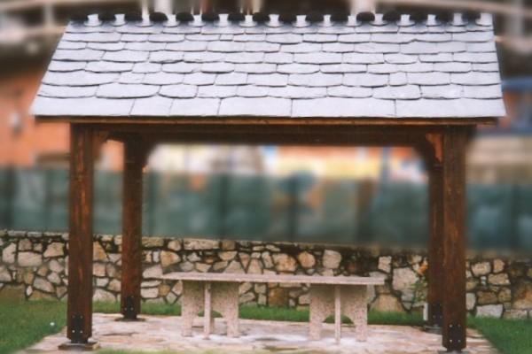 Pérgolas y Porches en Las Cabañas 589