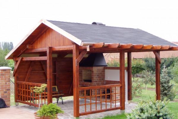 Porches de casas porche casas modernas prolonga jardn - Casas de madera siglo xxi ...
