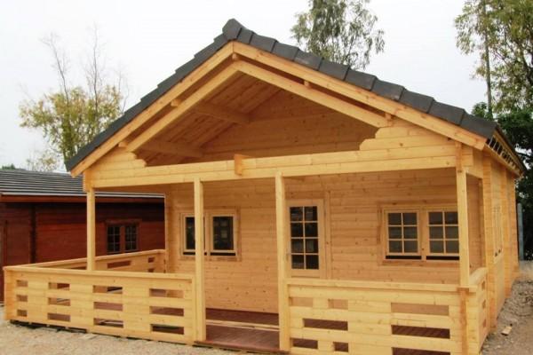 Cabañas de madera en Donacasa 6977