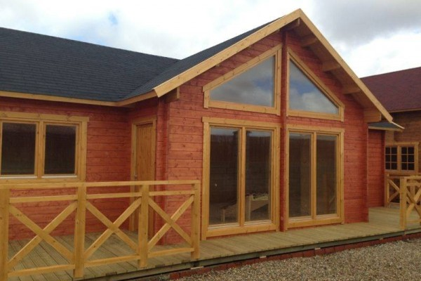 Casas de madera en DAYPE 6849