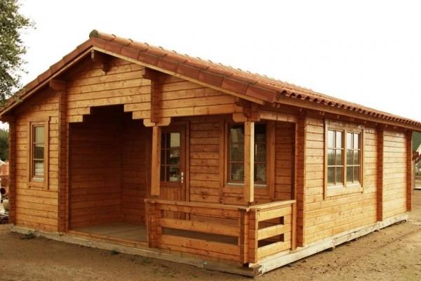 Casas de madera en DAYPE 6851