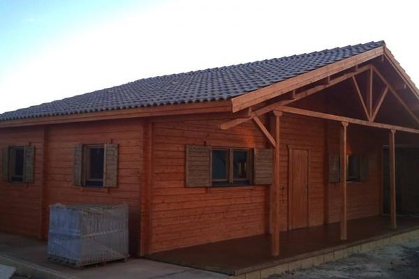 Casas de madera en DAYPE 6854