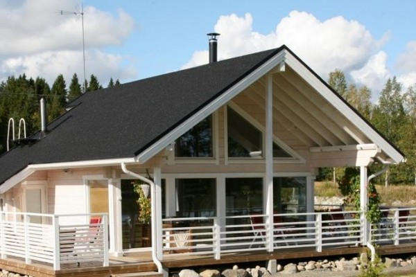 Casas de madera en DAYPE 6870