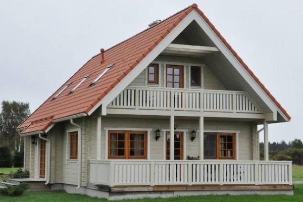 Casas de madera en DAYPE 6871