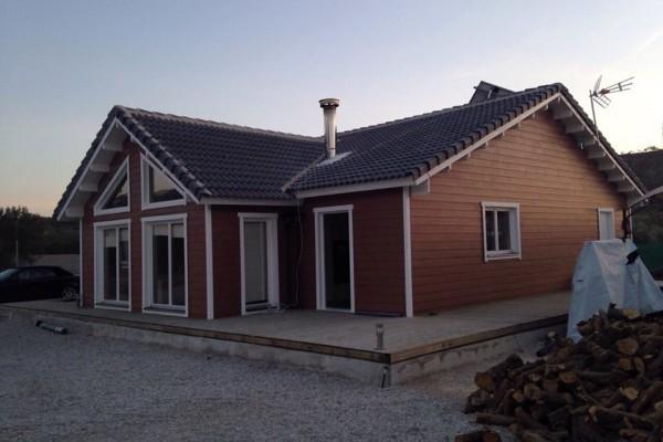 Casas de madera en DAYPE 6845