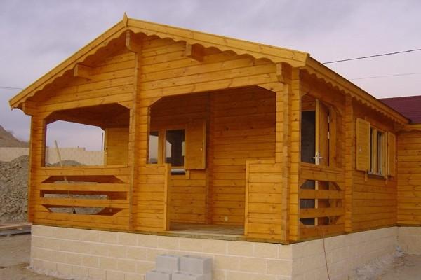 Casas de madera en DAYPE 6925