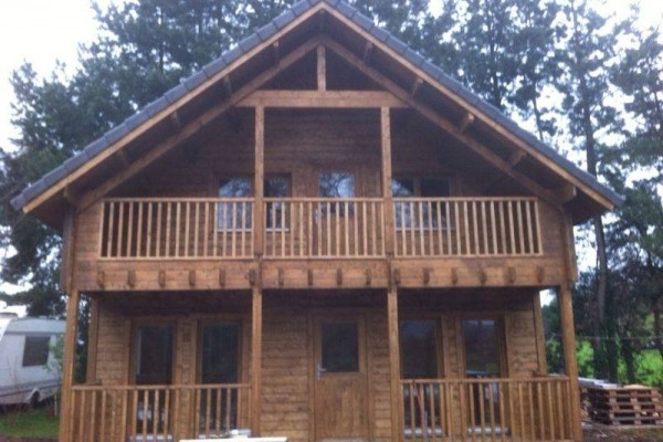 Casas de madera en DAYPE 6848