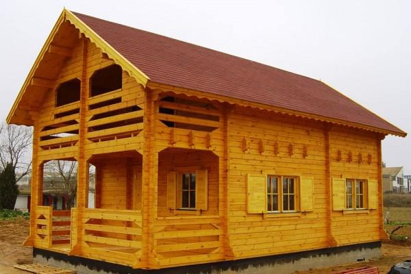 Casas de madera en DAYPE 6937