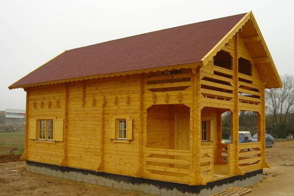 Casas de madera en DAYPE 6938