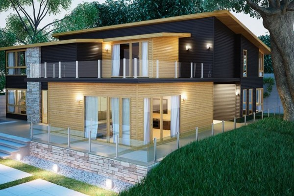 Casas de madera en Donacasa 6966