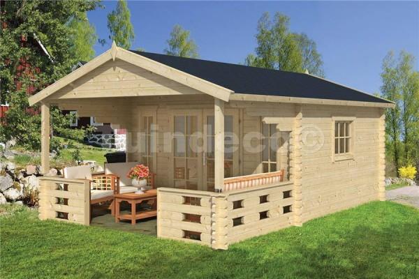 Casetas de madera en Donacasa 7162