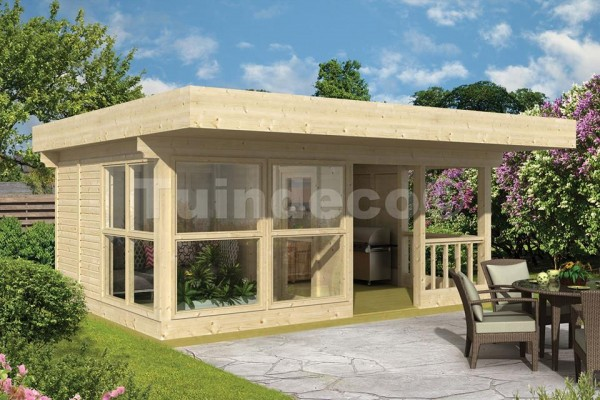 Casetas de madera en Donacasa 7171