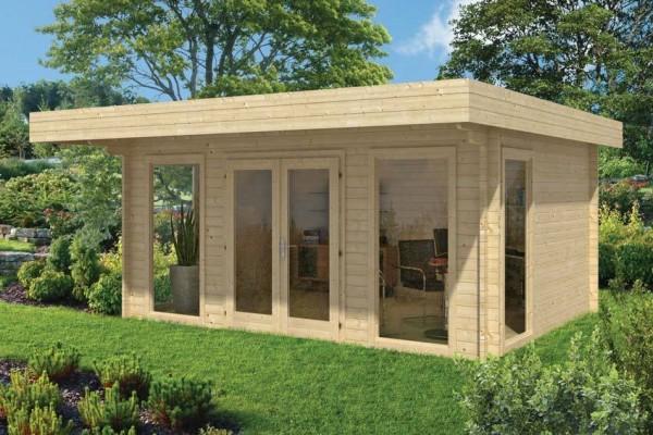 Casetas de madera en Donacasa 7182