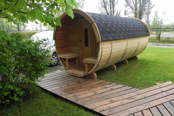 Caba as de madera en donacasa viviendu for Casetas de madera para jardin baratas segunda mano