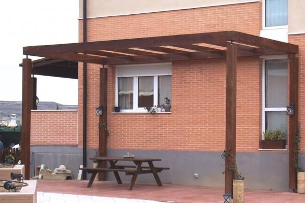 Pérgolas y Porches en Donacasa 7224