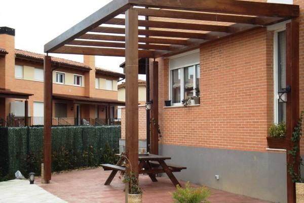 Pérgolas y Porches en Donacasa 7225
