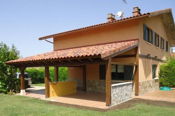 Pérgolas y Porches en Donacasa 7235
