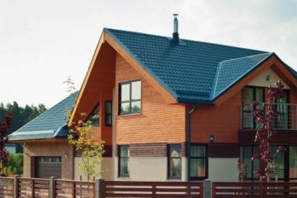 Casas de madera en Arquitectura Inteligente 10 7612