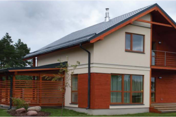 Casas de madera en Arquitectura Inteligente 10 7613