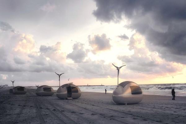 Casas increíbles en Eco cápsulas| Niza Arquitectos 7770