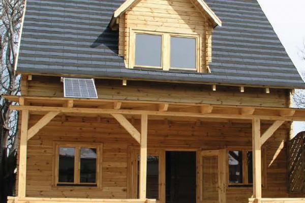 Casas de madera en Arquitectura Inteligente 10 7614