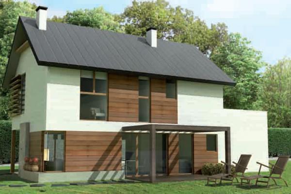 Casas de madera en Arquitectura Inteligente 10 7615