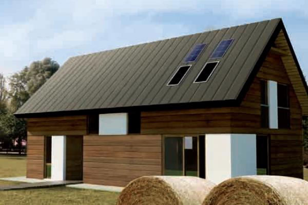 Casas de madera en Arquitectura Inteligente 10 7616