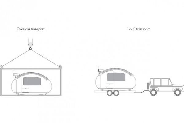 Casas increíbles en Eco cápsulas| Niza Arquitectos 7774