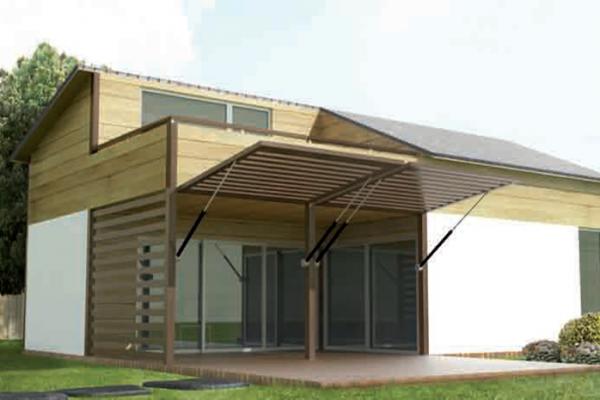 Casas de madera en Arquitectura Inteligente 10 7618