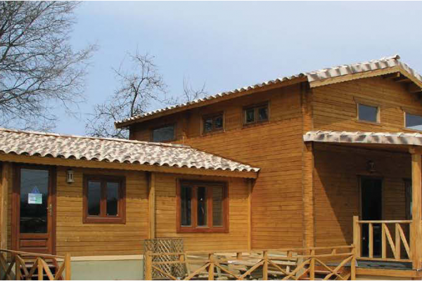 Casas de madera en Arquitectura Inteligente 10 7605