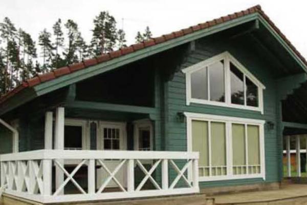 Casas de madera en Arquitectura Inteligente 10 7607