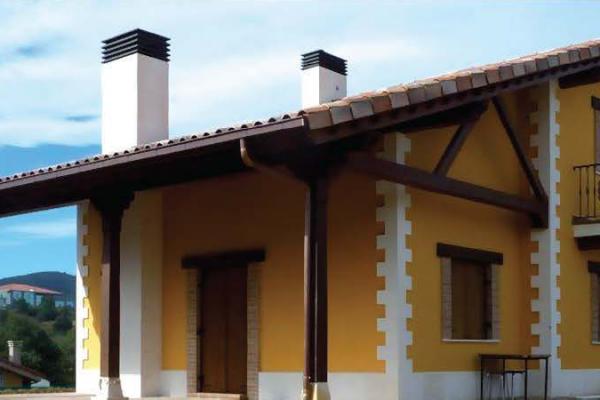 Casas de madera en Arquitectura Inteligente 10 7609