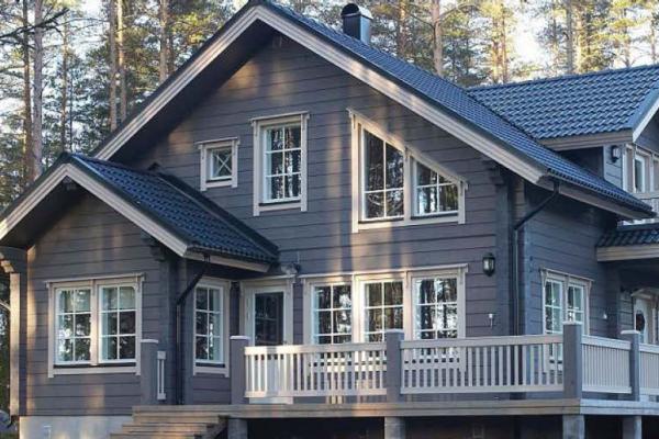 Casas de madera en Arquitectura Inteligente 10 7610