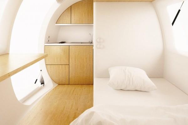 Casas increíbles en Eco cápsulas| Niza Arquitectos 7767