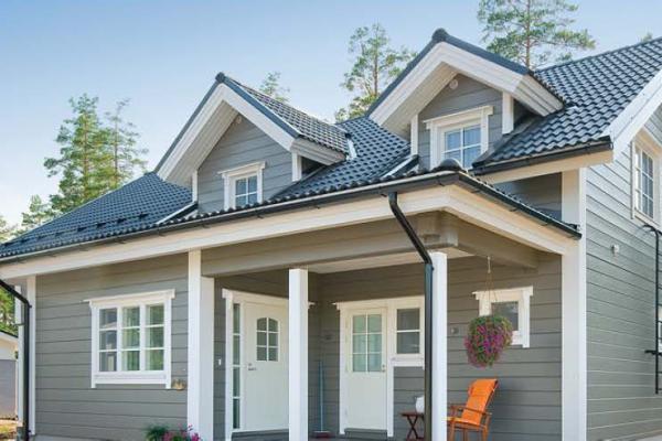 Casas de madera en Arquitectura Inteligente 10 7611